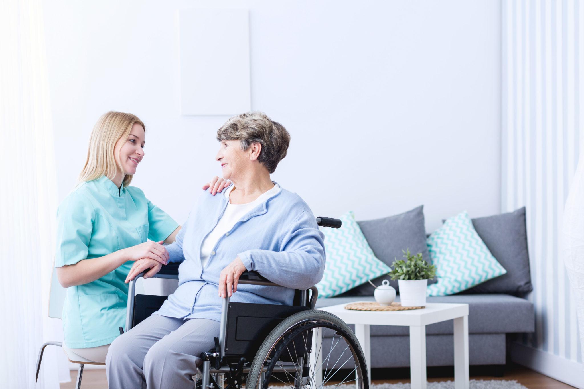 Personnes âgées et dépendantes