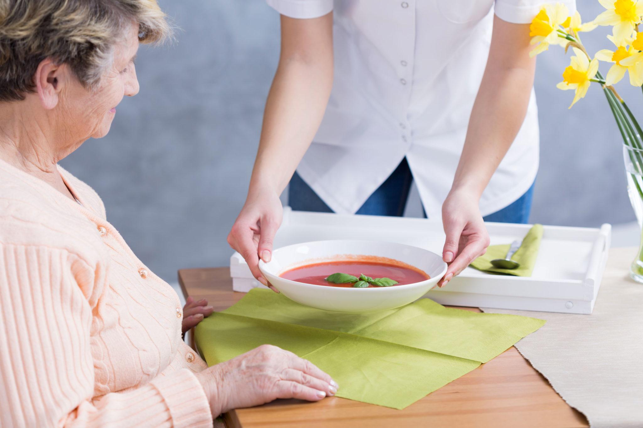 Aide aux courses et aux repas