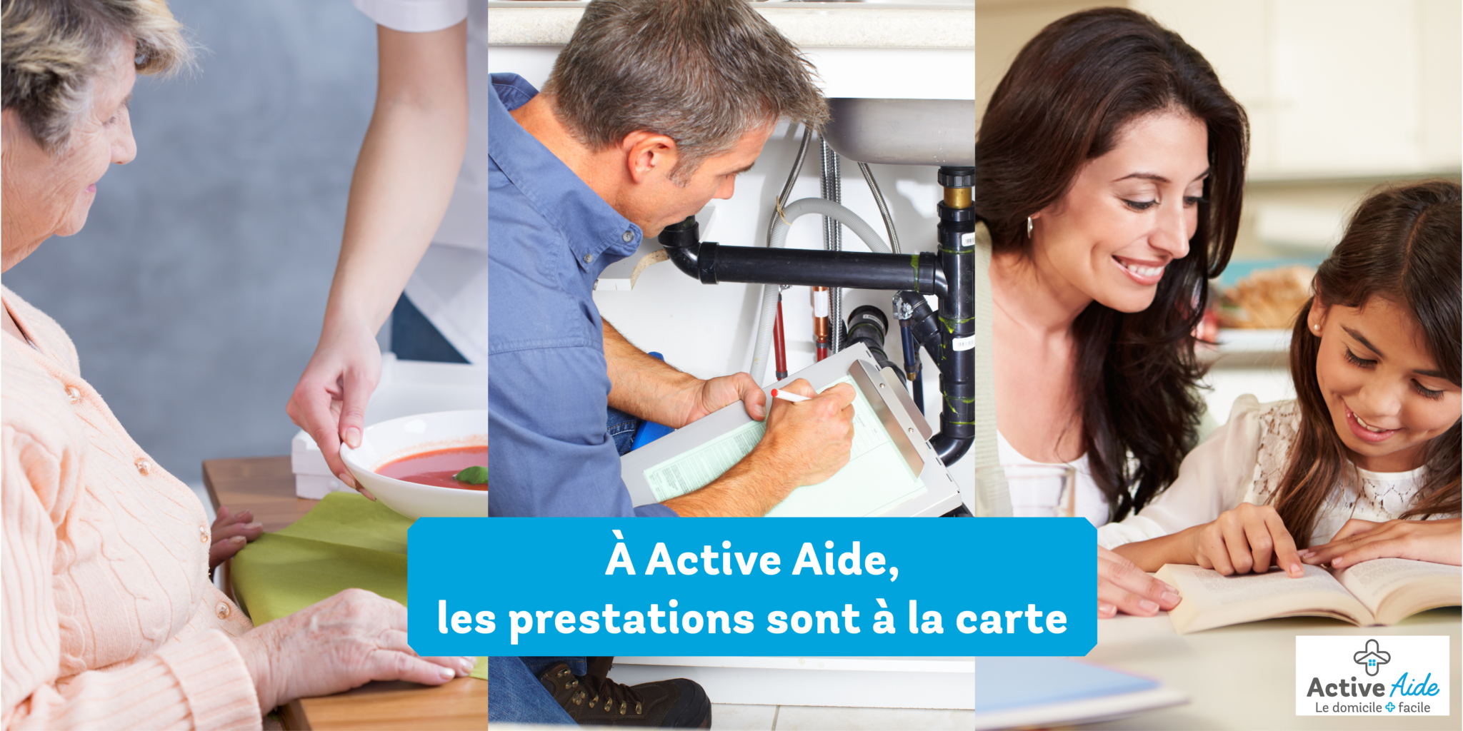 Active Aide : des prestations à la carte